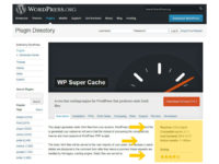 wordpress кеш